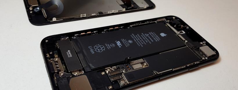 Serwis baterii smartfona
